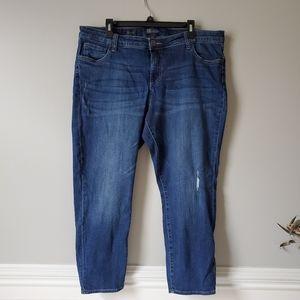 KUT FROM THE KLOTH | Boyfriend Jeans | sz 18W